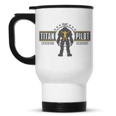 Кружка-термос Battlefield Titan Pilot