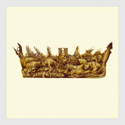 Постер Игра Престолов: Корона