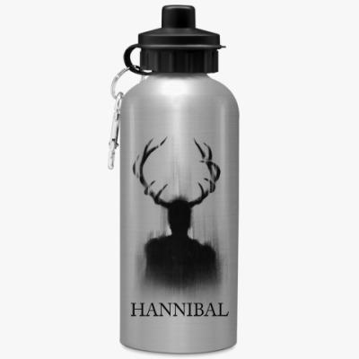 Спортивная бутылка/фляжка Hannibal