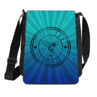 Сумка-планшет Логотип True10art