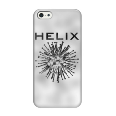 Чехол для iPhone 5/5s Helix