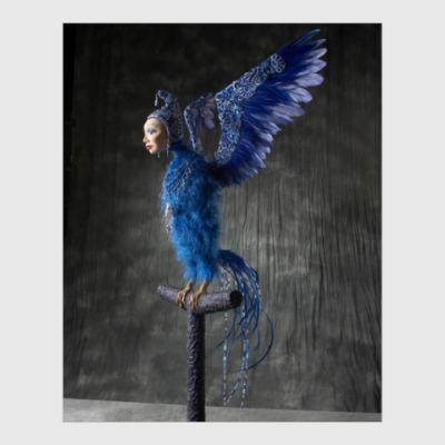 Постер 'Синяя птица'