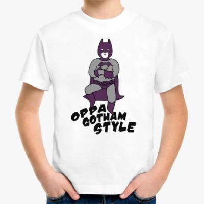 Детская футболка Gotham style