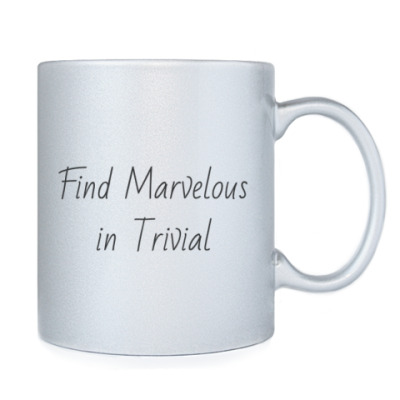 Find Marvelous in Trivial.