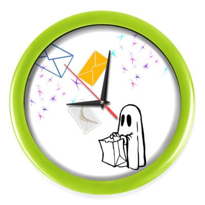 Настенные часы 'ДОБРЫЙ ДЕДЛАЙН' для ФРИЛАНСЕРА
