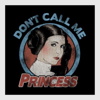 Постер Star Wars Princess Leia Organa