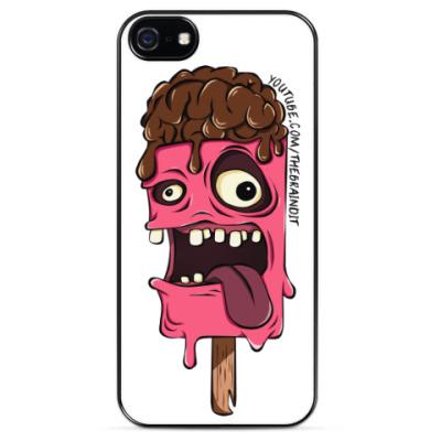 "Чехол для iPhone Чехол iPhone 5/5s ""IceBrain"""