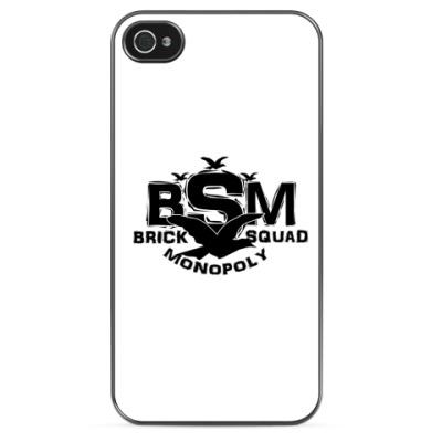 Чехол для iPhone BSM