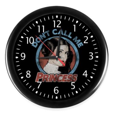 Настенные часы Star Wars Princess Leia Organa