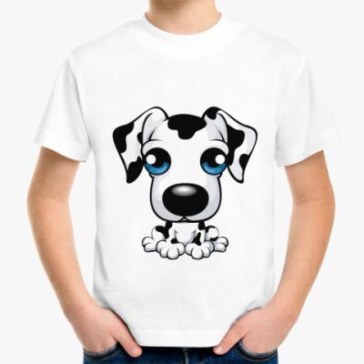 Детская футболка Пёсик