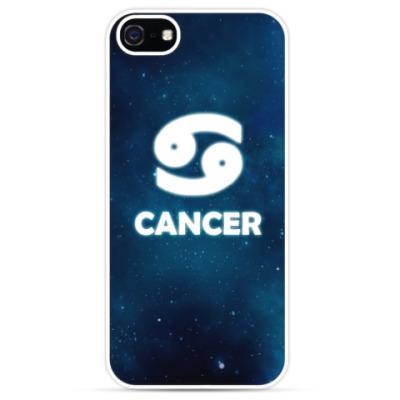 Чехол для iPhone Знак зодиака. Рак