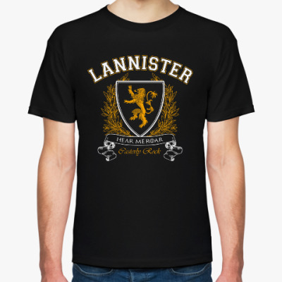 Футболка House Lannister