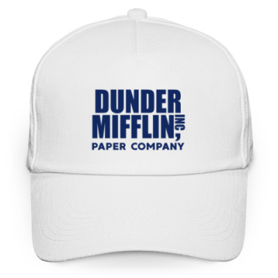 Кепка бейсболка Dunder Mifflin / The Office