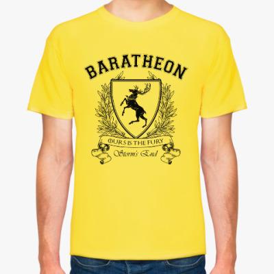 Футболка House Baratheon