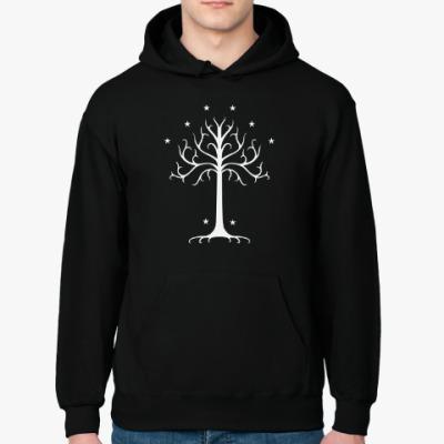 Толстовка худи Белое дерево Гондора