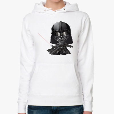 Женская толстовка худи Star Wars: Darth Vader