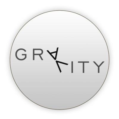 Костер (подставка под кружку) Gravity