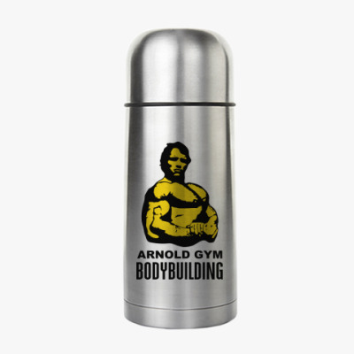 Термос Arnold - Bodybuilding