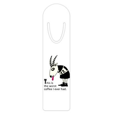 Жетон dog-tag Коза символ 2015 года