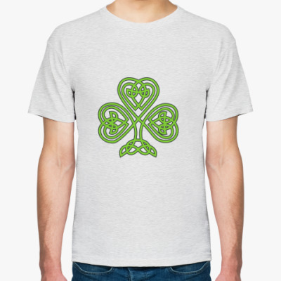 Футболка Celtic shamrock
