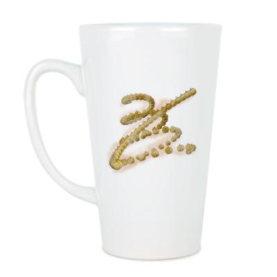 Чашка Латте Тыквенный водоворот