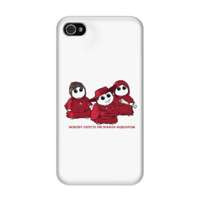 Чехол для iPhone 4/4s Monty Python ( Монти Пайтон )