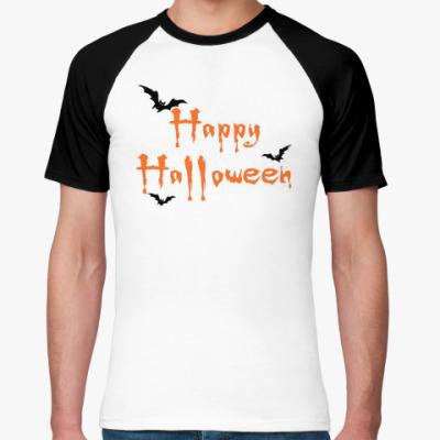 Футболка реглан Halloween