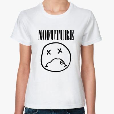 Классическая футболка No Future