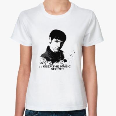 Классическая футболка Мерлин (Merlin)