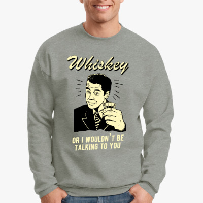 Свитшот Виски