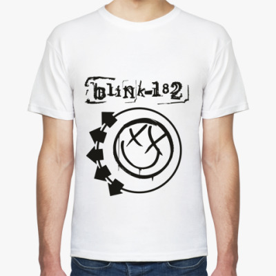 Футболка Blink 182