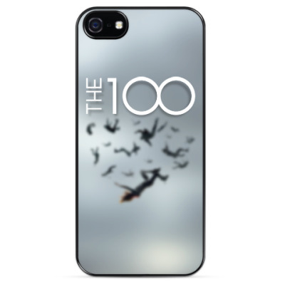 Чехол для iPhone The 100