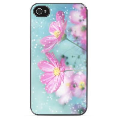 Чехол для iPhone Нежные цветы