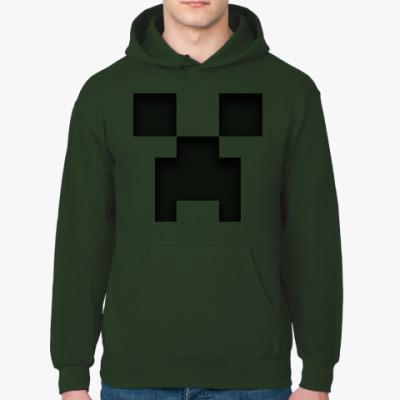 Толстовка худи Minecraft Creeper