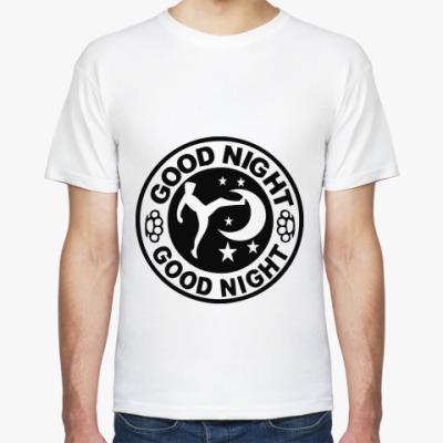 Футболка ' good night'