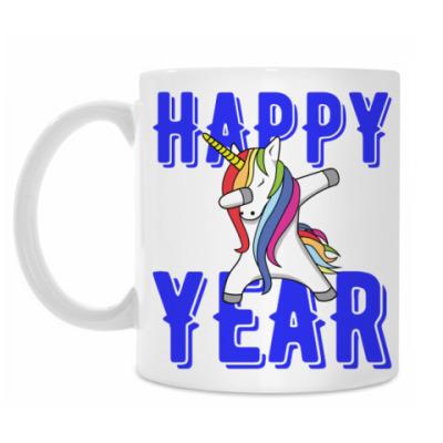 Кружка HAPPY YEAR