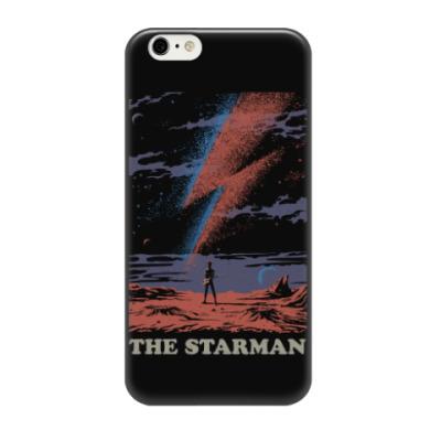 Чехол для iPhone 6/6s David Bowie Starman Дэвид Боуи