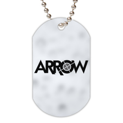 Жетон dog-tag Arrow