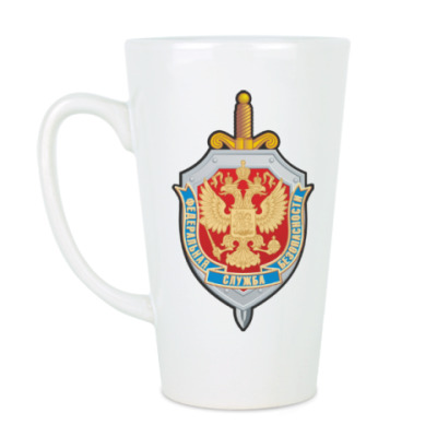 Чашка Латте ФСБ России