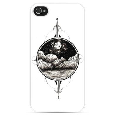 Чехол для iPhone Mountains