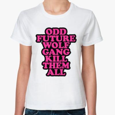 Классическая футболка OddFuture