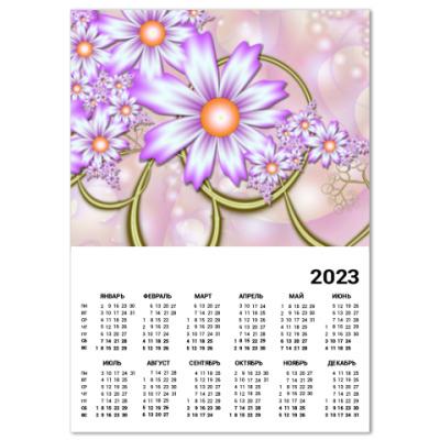 Календарь Весна