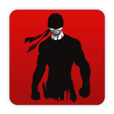 Костер (подставка под кружку) Daredevil