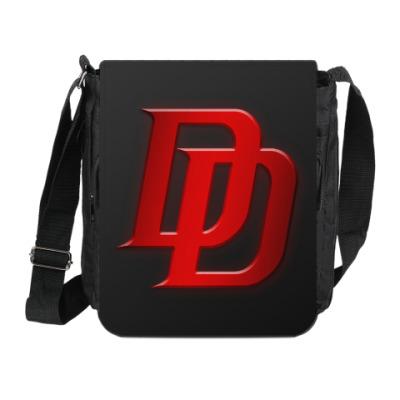 Сумка на плечо (мини-планшет) Daredevil