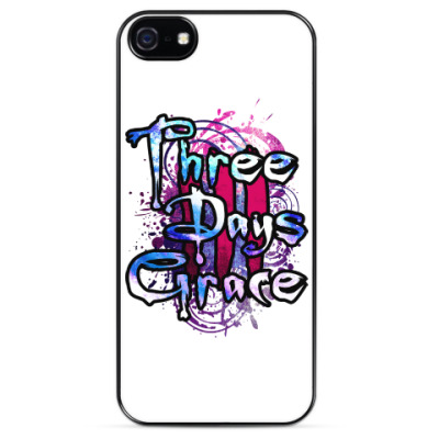 Чехол для iPhone Three Days Grace