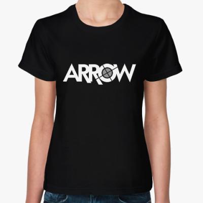 Женская футболка Arrow