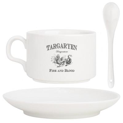 Кофейный набор Targaryen