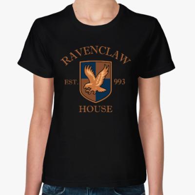 Женская футболка Ravenclaw