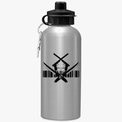 Спортивная бутылка/фляжка Хитмен