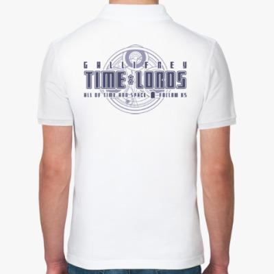 Рубашка поло Gallifrey Time Lords